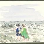 jwsc_landscapes_wc_bethany de 8-01 sisters at beach
