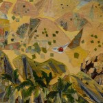 wolfschlossberg-cohen_jay_landscape_acrylics_joshua_ tree_infinite_detail_3_12ftx13ft_2001