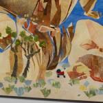 wolfschlossberg-cohen_jay_landscape_acrylics_joshua_tree_intimate_cap_rock_detail_1_12ft x13ft