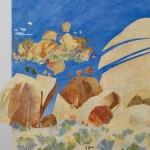 wolfschlossberg-cohen_jay_landscape_acrylics_joshua_tree_intimate_cap_rock_detail_3_12ft x13ft
